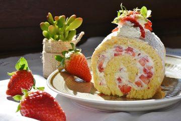 Comment décorer des gâteaux avec des fraises