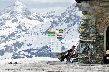 Comment recycler les skis de neige