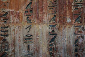 Activités hiéroglyphiques pour les enfants
