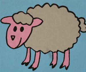 Comment peindre les moutons