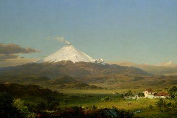 Comment peindre un modèle de volcan