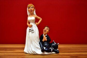 Comment réparer un mariage brisé