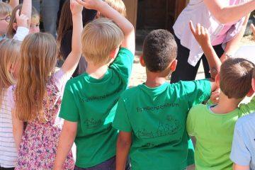 Culture diversité avec les enfants
