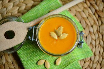 Herbes pour soupe à la citrouille