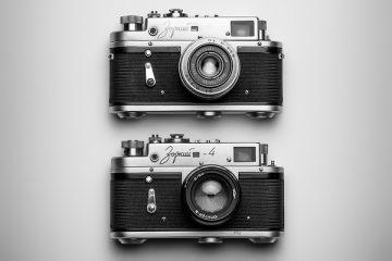 Pièces et fonctions de la caméra Slr
