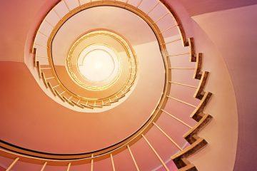 Quelle couleur pour peindre un escalier et un couloir ?
