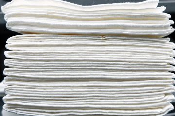 Quels sont les tissus absorbants pour les dossards ?